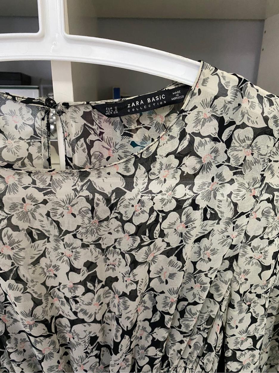 Zara Günlük Elbise