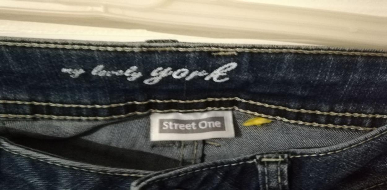 StreetOne Jean