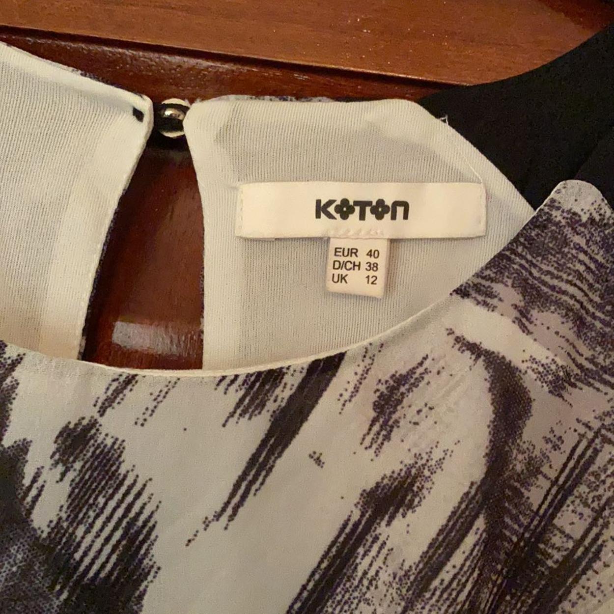 Koton Kısa Elbise