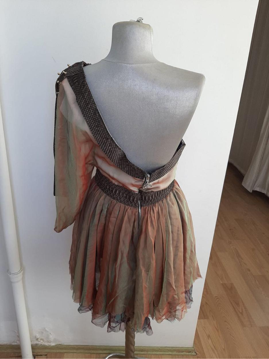 Erol Albayrak Kısa Elbise