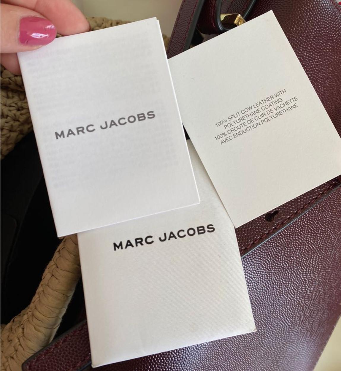 Marc Jacobs Kol Çantası