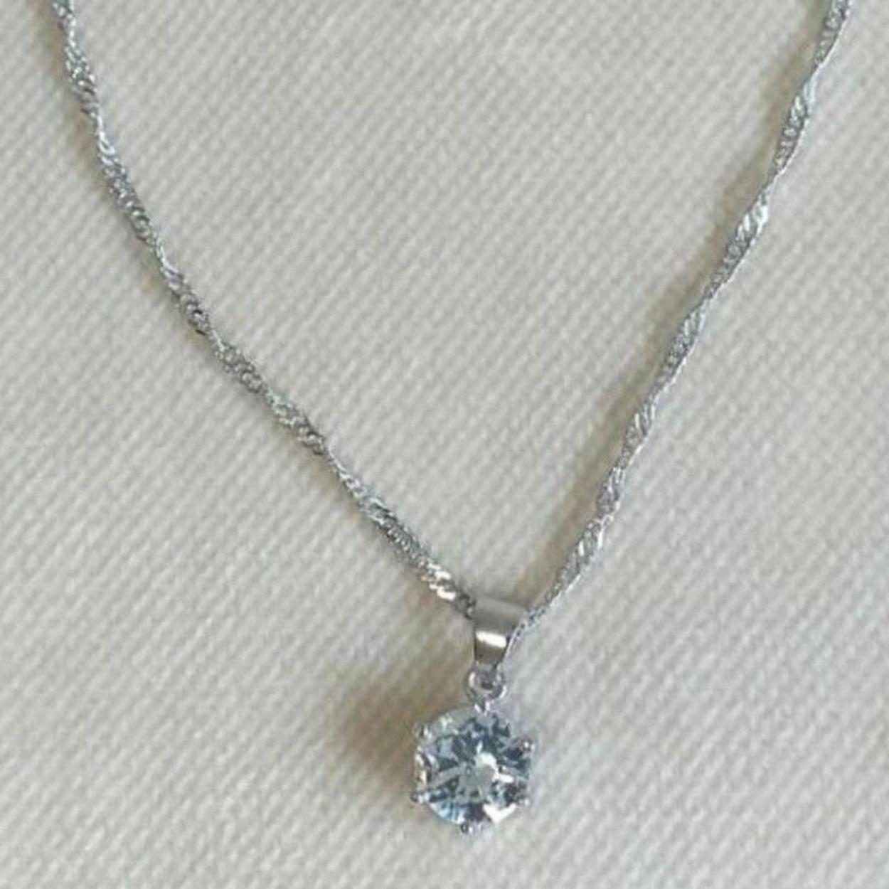 Sterling silver Kolye