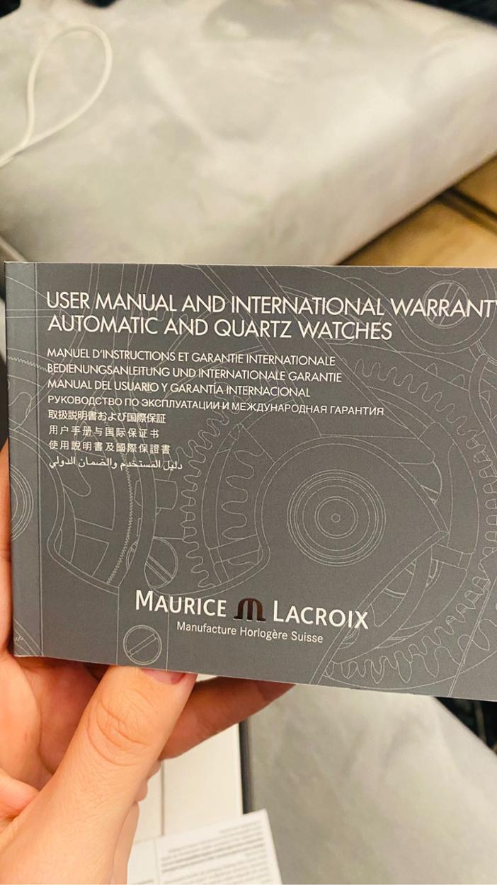 Maurice Lacroix Saat