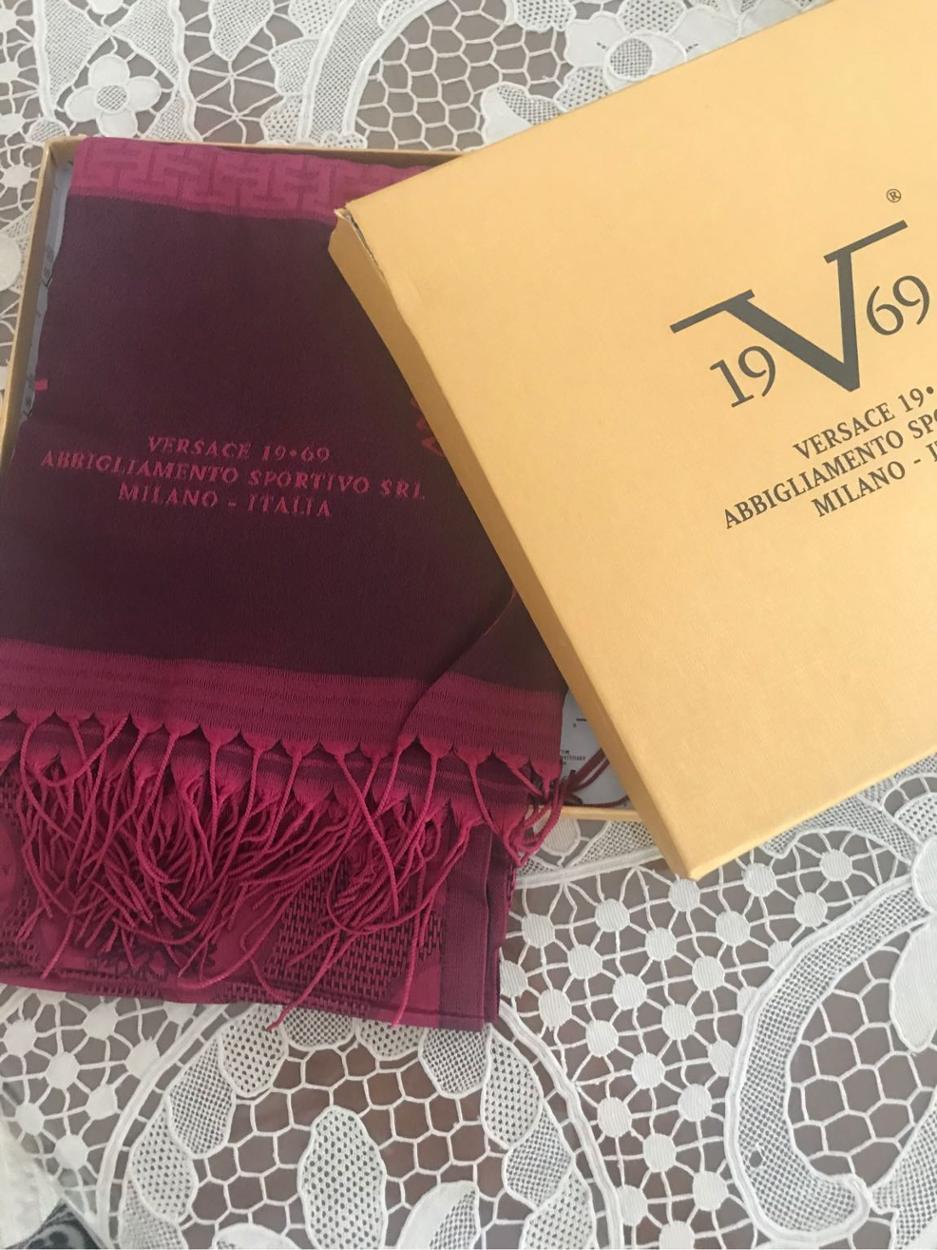 Versace 19.69 Şal/Eşarp