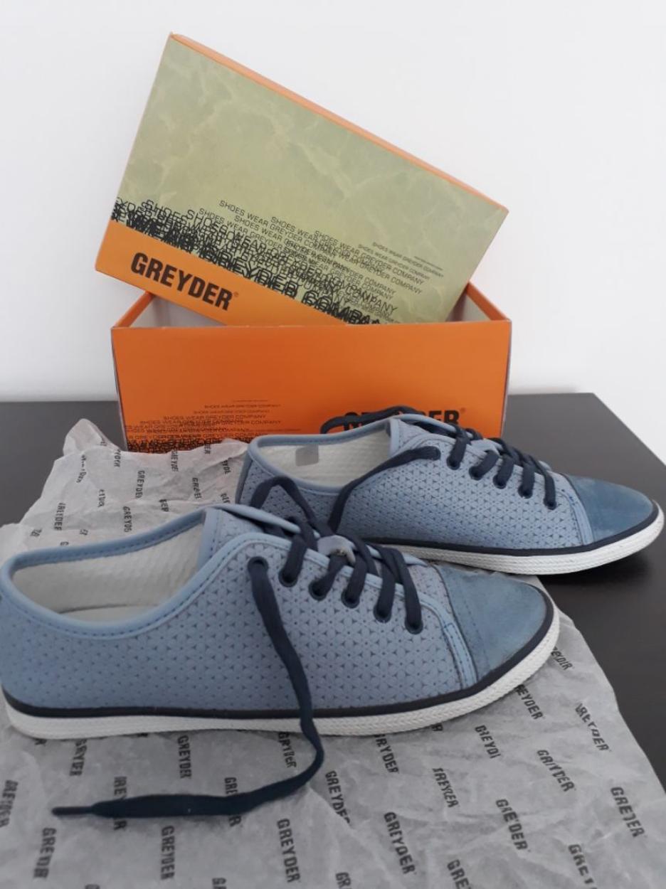 Greyder Oxford/Loafer