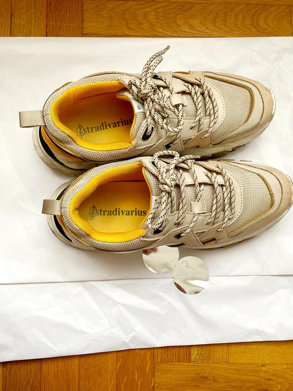 Stradivarius Spor Ayakkabı