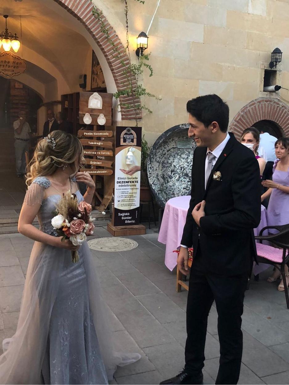 Aysira Uzun Elbise