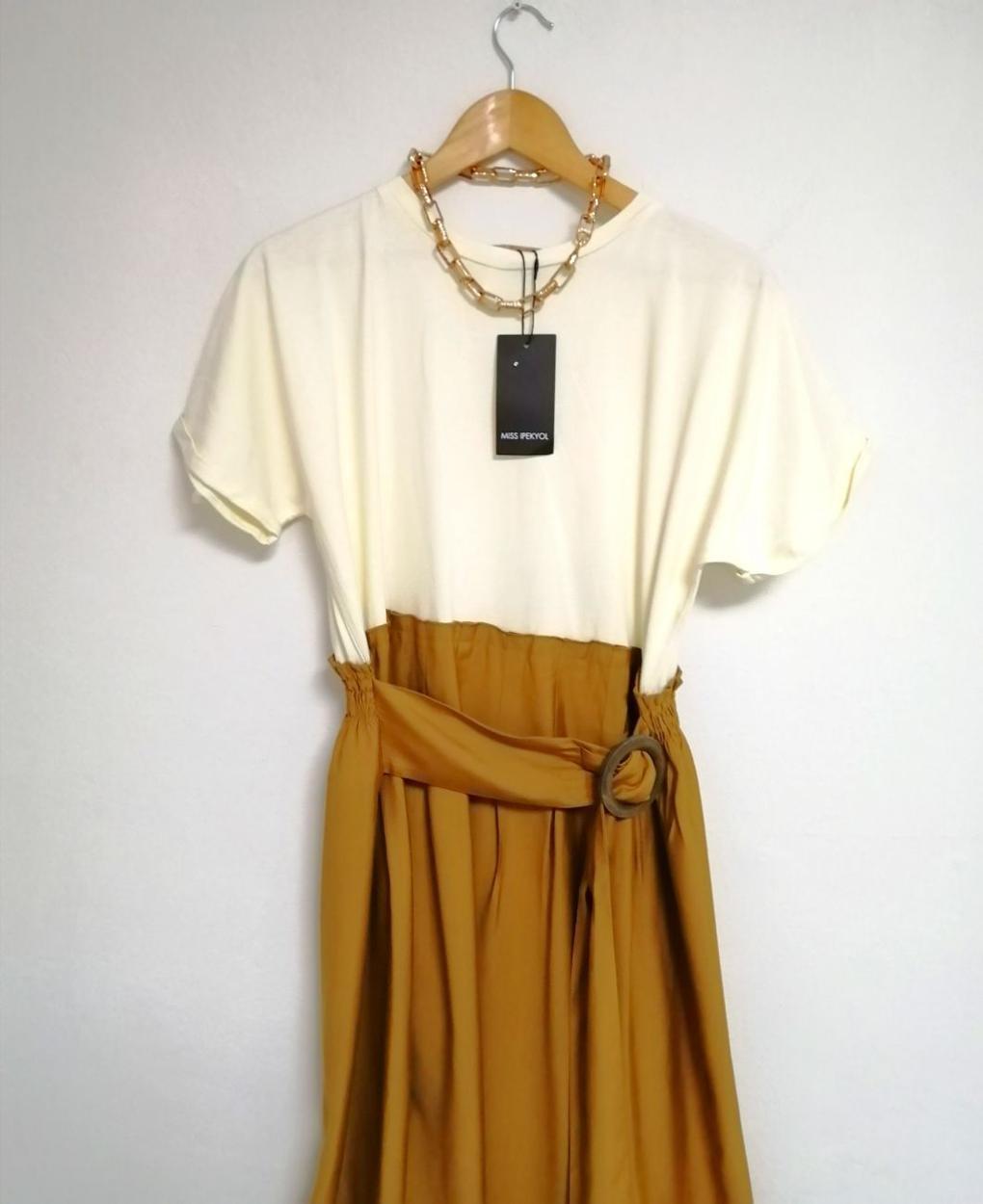 İpekyol Uzun Elbise