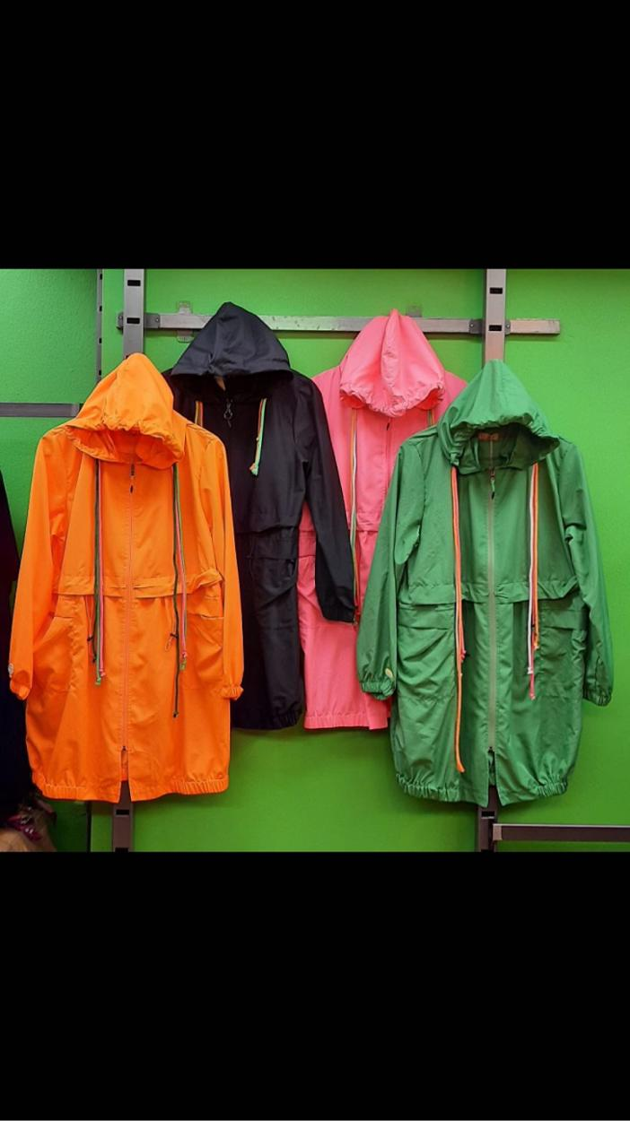 Park Moda Yağmurluk