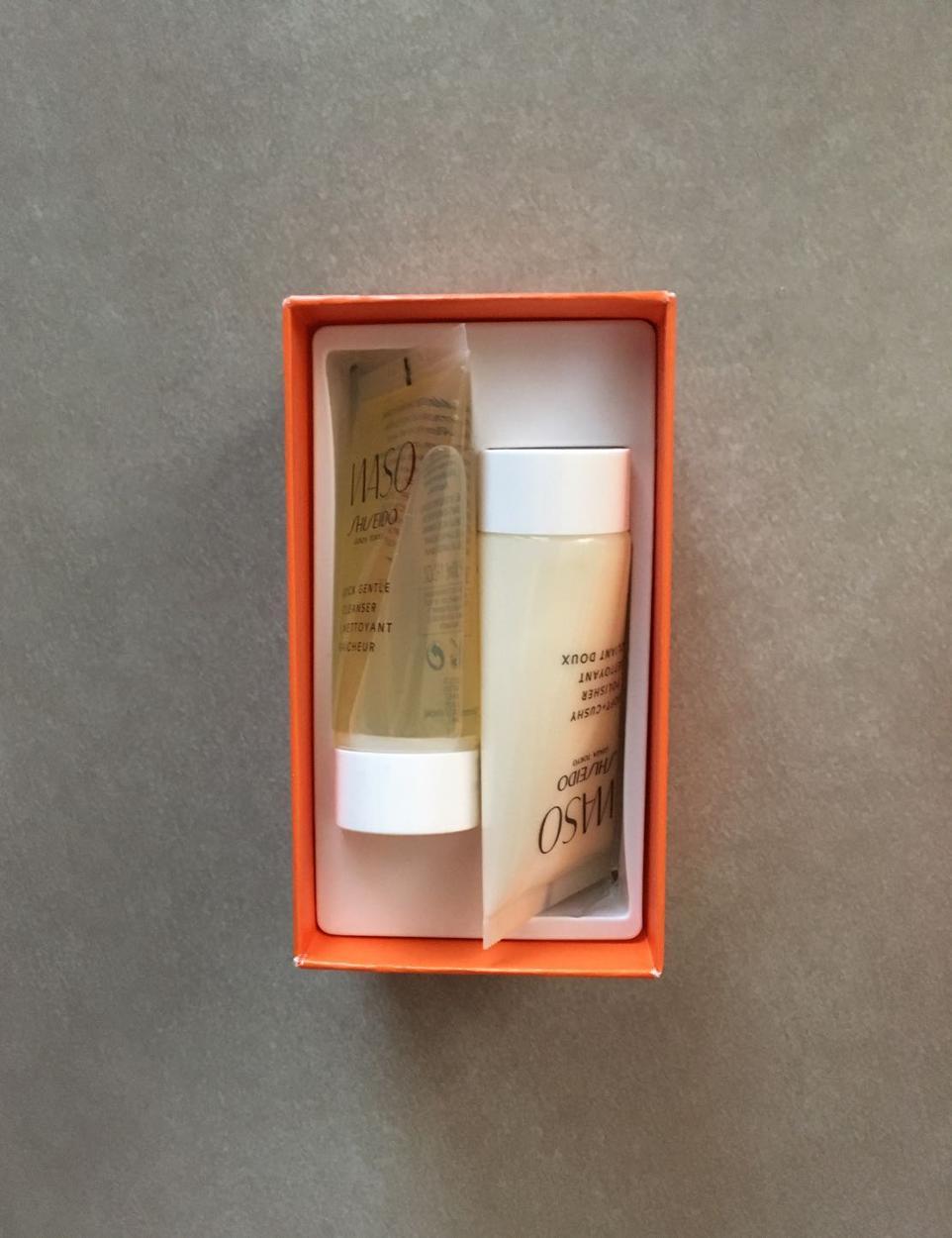 Shiseido Yüz Temizleme